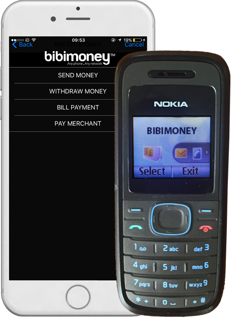 mobile wallet phone
